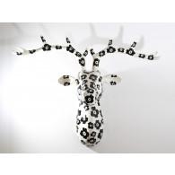 Pomme pidou Figura Ciervo de pared NELSON Poppy Prety-20