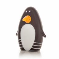 Borowski Pisapapeles de cristal PINGUIN Negro-20