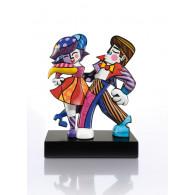 Romero Britto Figura de Porcelana SWING-20