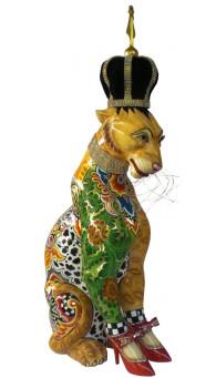 Toms Drag Escultura Leopardo ROY-20