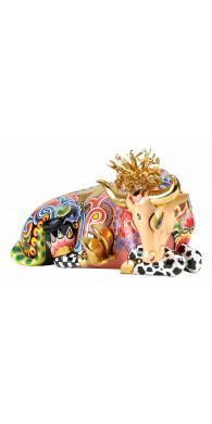 Toms Drag Escultura vaca SONIA Edición Limitada-20