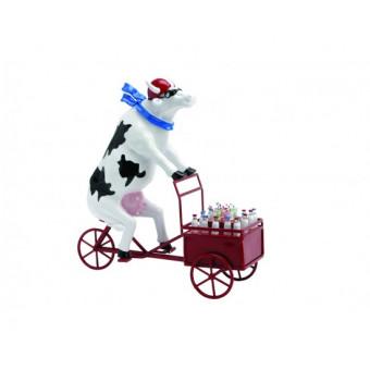 Cow Parade VACA Lait Triporteur-20