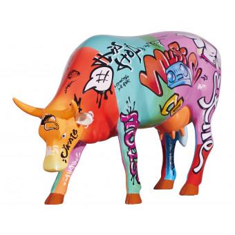 Cow Parade Vaca VAQUINHA DO HIP HOP-20