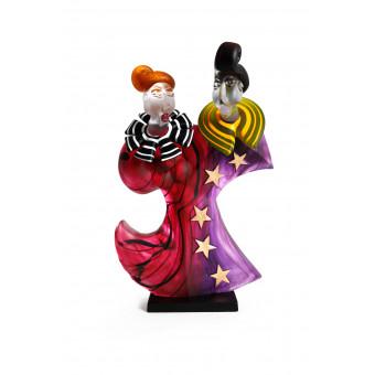 Borowski Escultura de cristal DANCERS-20