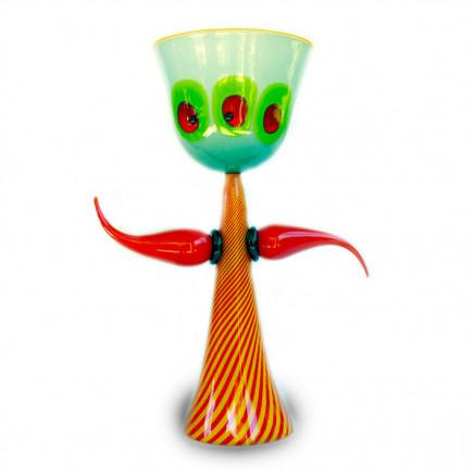 Fernando Agostinho Escultura cristal TOTEM 2-20
