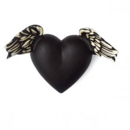 DenzHerz Corazón de porcelana MIN-20