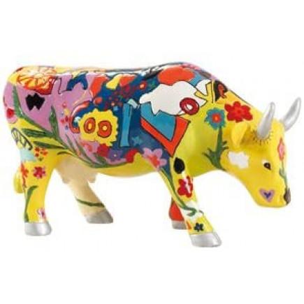 Cow Parade Vaca GROOVY MOO-20