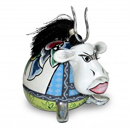 Toms Drag Figura vaca WALTER Blanca-20