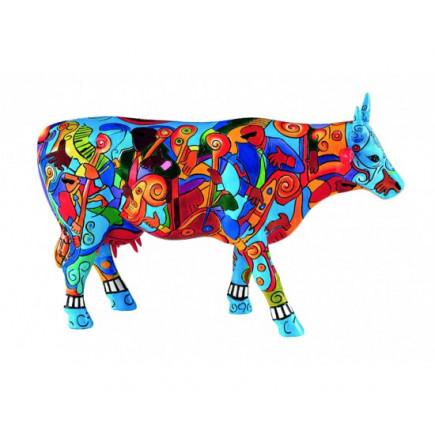 Cow Parade VACA music Extravaganza-20