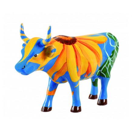 Cow Parade Vaca UDDERLY SUNFLOWERS-20