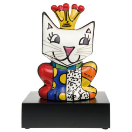 Romero Britto Figura de Porcelana Gata HER ROYAL HIGHNESS 22.5cm-20