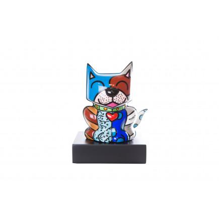Romero Britto Figura de Porcelana GREAT PALS-20