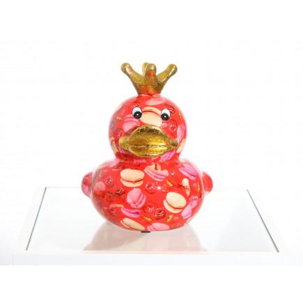 Pomme pidou Hucha Pato XL rojo-20
