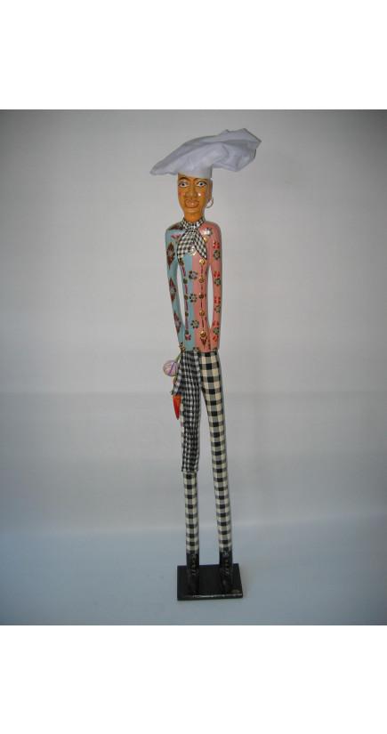 Toms Drag Escultura CHEF MICHEL-20