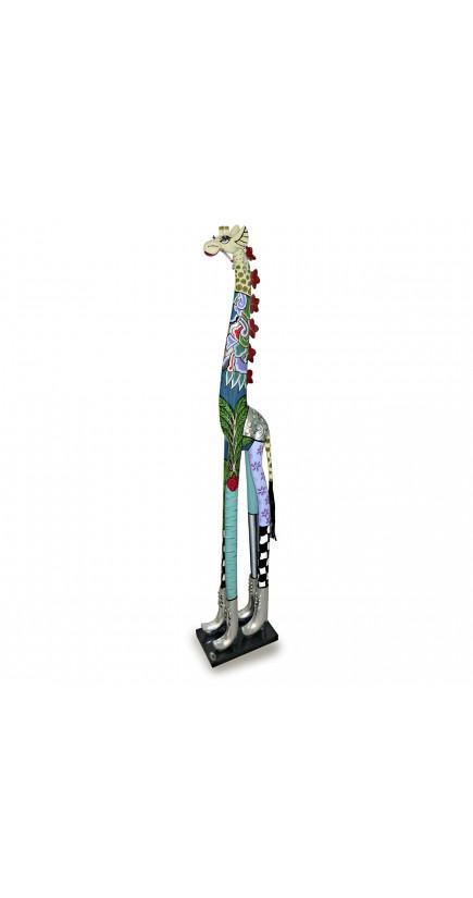 Toms Drag Escultura Jirafa ROXANNA Silver Line-20