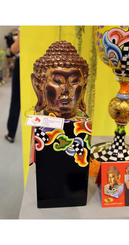 Toms Drag Escultura BUDA con pedestal S Edición Limitada-20