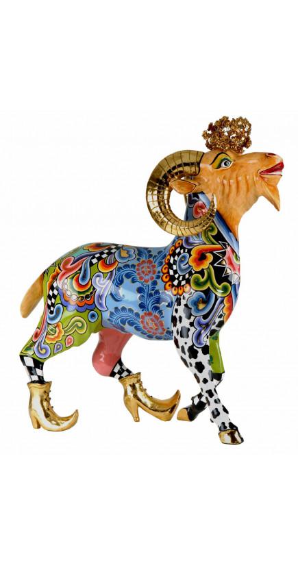 Toms Drag Escultura capricornio LOUIS Edición Limitada-20