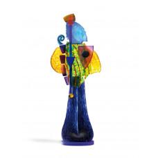Escultura de cristal GUARD