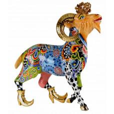 Escultura capricornio LOUIS Edición Limitada