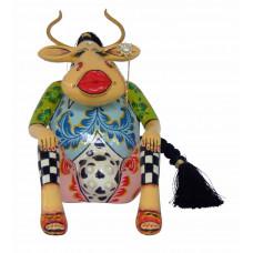 Figura vaca ESMERALDA M