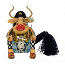 Figura vaca ESMERALDA S